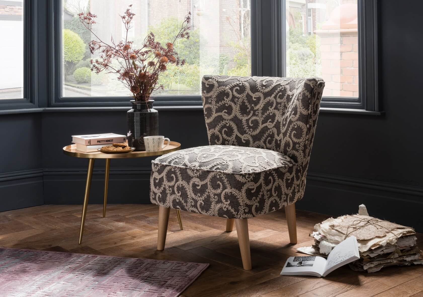 Laurie Mac Interiors - Luxurious accent chairs Ballymena 4