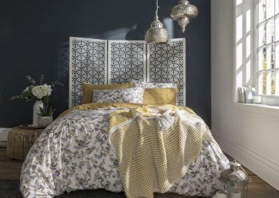 Laurie mac Interiors - Bedding 1