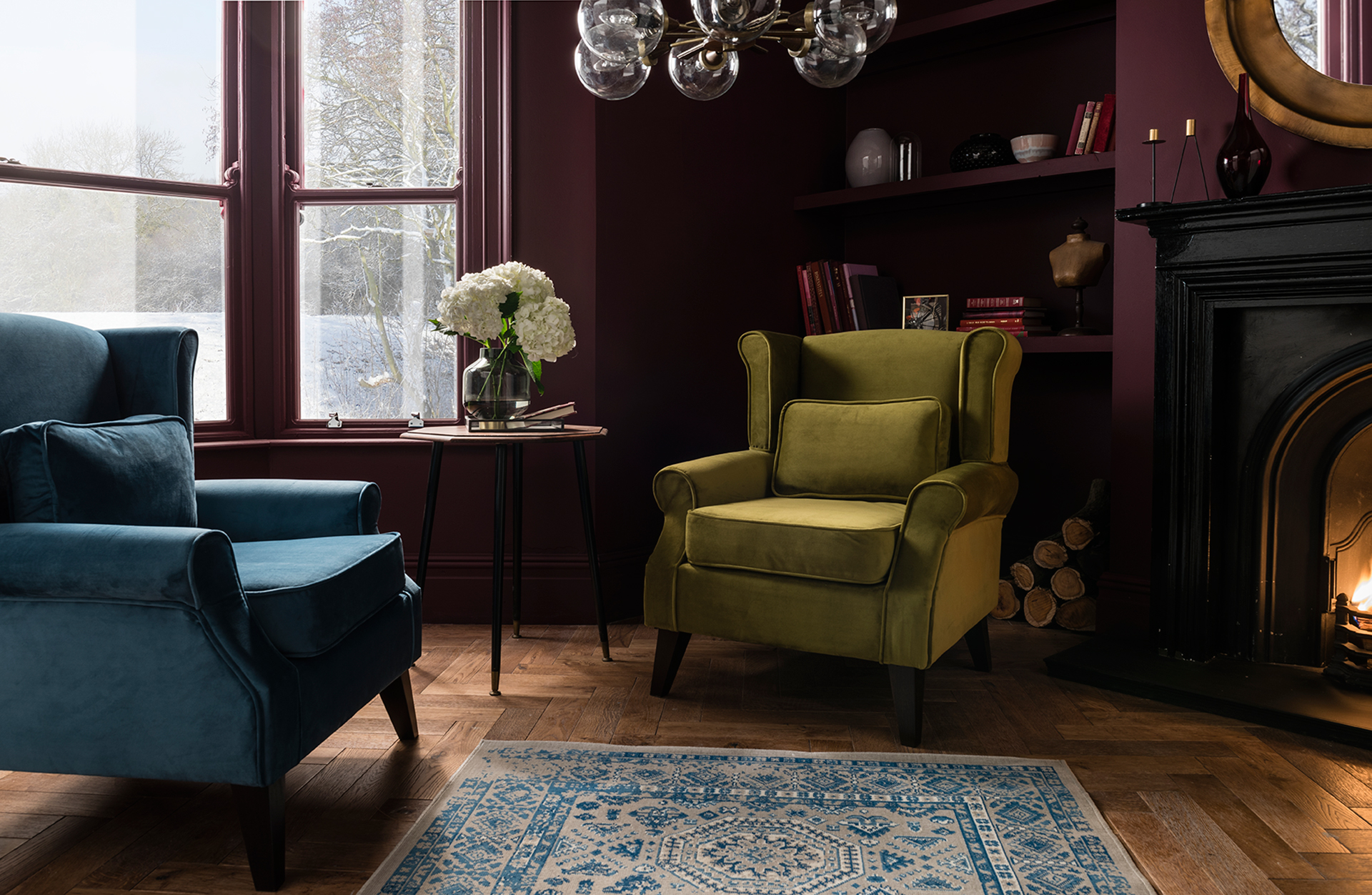 Laurie Mac Interiors - Luxurious accent chairs Ballymena