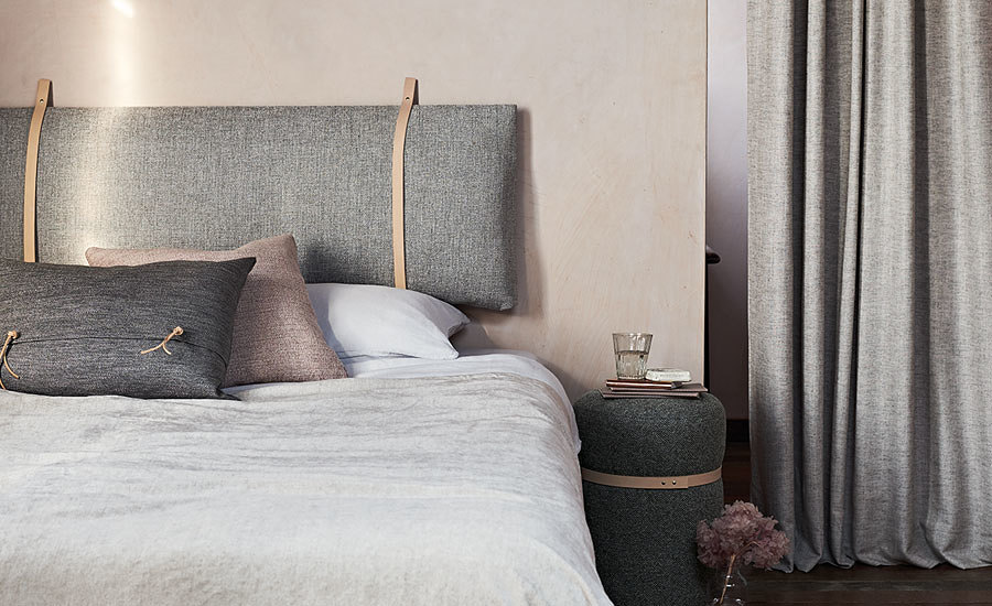 Laurie Mac Interiors - Romo Orly Bedding shot 2