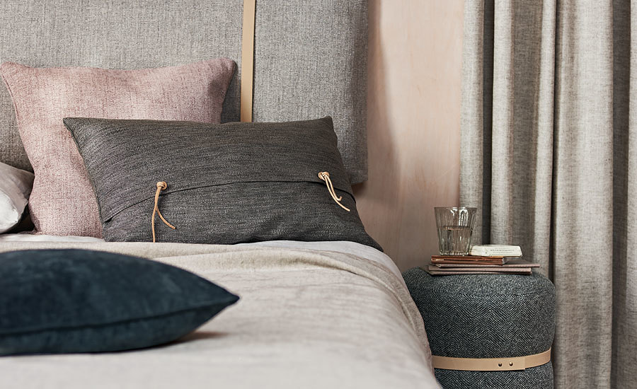 Laurie Mac Interiors - Romo Orly Bedding
