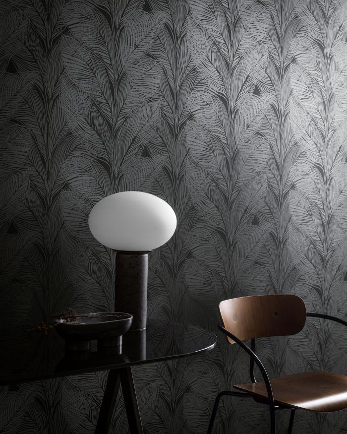 Laurie Mac Interiors Urban Jungle Wallpaper